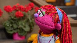 'Sesame Street' Muppet is teaching kids about homelessness