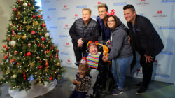 Inside the Rascal Flatts' special holiday tradition