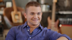 Hunter Hayes shares how Christmas helped shape his musical talents