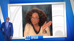 Oprah, Tina Fey and more stars congratulate Al on 40 years at NBC