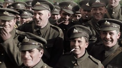 Peter Jackson brings WWI footage to life in stunning new documentary
