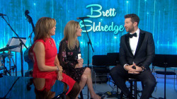 Brett Eldredge talks about his favorite Christmas music