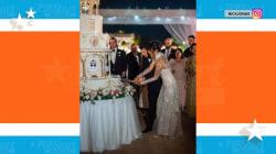 See Priyanka and Nick's incredible wedding cake