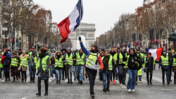 Police in France brace for more protests days after Strasbourg attack