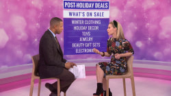 The best post-holiday bargains and sales to shop