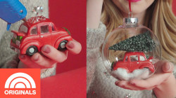 3 easy DIY Christmas ornaments you can make for under $20