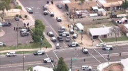 Suspect shot dead by Arizona police was 14-year-old with airsoft gun
