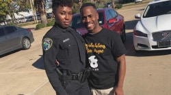 Boyfriend charged in slain Louisiana police officer's murder
