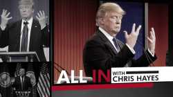 Thing 1, Thing 2: Trump's photoshopped finger?