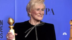 Glenn Close's Golden Globes' speech brings audience to its feet