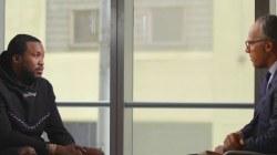 Meek Mill talks new criminal justice reform organization