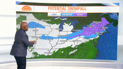 Forecast: Major winter storms to bear down on country