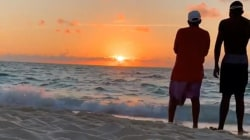 Al Roker shares gorgeous video from beach vacation