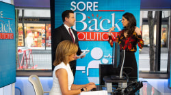 Sore back? Ease the pain with these tips and products