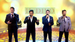 Watch Il Divo perform Spanish version of Adele's 'Hello'