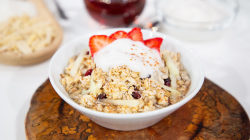 Healthy breakfast recipes: Make Jessica Sepel's muesli and more