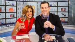 Hoda and Carson try new Girl Scout Cookie flavor