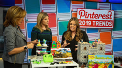 Pinterest's top 2019 trends: Mushroom coffee, grazing tables, more