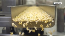 How 1 man's popcorn business is making snacks that give back