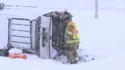 Severe winter weather responsible for at least 5 deaths