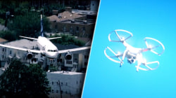 Drone sightings ground flights at Newark Airport