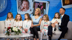 Dateline's Andrea Canning and family talk about forthcoming baby