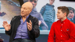 'The Kid Who Would Be King' stars chat about their Excalibur tale