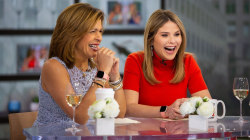 Hoda and Jenna share their pivotal life moments