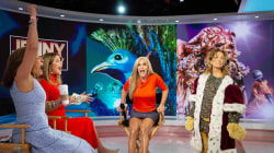 Kathie Lee is 'The Masked Singer' in on-air surprise!