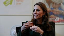 Kate Middleton gets candid about her parenting struggles