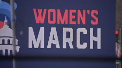 Protesters attend Women's March as organizers grapple with controversy