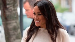 Meghan Markle steps out in $35 maternity dress from H&M