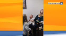 Baby hears sister for the first time, and more Highs and Lows