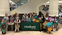 TODAY headlines: Girl Scout troop gets robbed; Starbucks expands its delivery service
