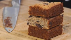 This gluten-free banana bread is incredibly easy to make