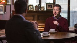 Andy Samberg talks about the 'Die Hard' running joke on 'Brooklyn Nine-Nine'