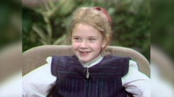 Drew Barrymore visits TODAY to talk 'E.T.' in 1983