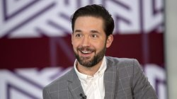 Alexis Ohanian talks about his push for paid paternity leave