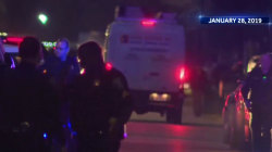 Houston police investigating one of their own after raid that left two dead