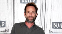TV star Luke Perry hospitalized
