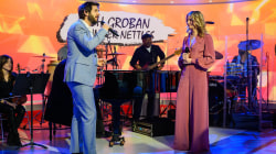 Josh Groban and Jennifer Nettles sing '99 Years' live on TODAY
