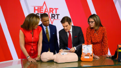 How to perform CPR: Dr. Oz demonstrates