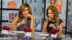 Orange Vanilla Coke is coming! KLG and Hoda try it out