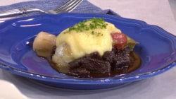 Family-style recipes: Make Brian Lewis' short rib pie