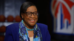 Mavericks CEO Cynthia Marshall on being a courtside trailblazer