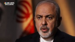 Iran foreign minister: 'Why should we trust President Trump?'