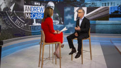 Andrew McCabe: 'I believe very strongly' I was fired over Trump probe