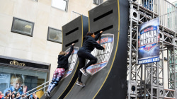 'American Ninja Warrior Junior' hosts put anchors' skills to the test
