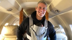 Andy Cohen shares sweet photos of new son Benjamin