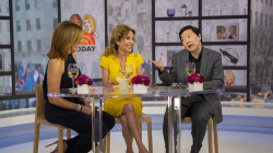 Ken Jeong says his wife is the funniest person he knows